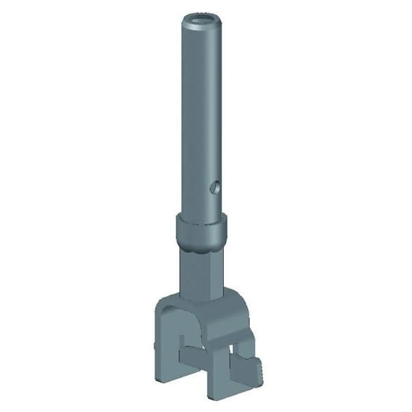 Rohrverbinder mit Keilverbindung 36 L