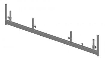 Fahrbalken SL L300 für zweireihiges Fahrgerüst