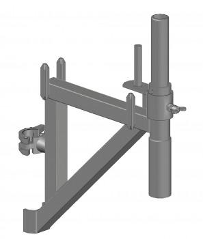 Konsole SL B32 mit Rohrverbinder