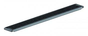 Stahlboden SL B32 feuerverzinkt, gelocht