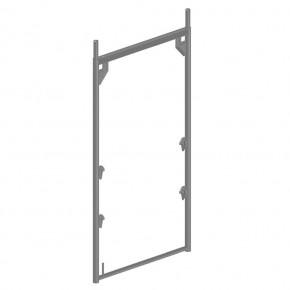 Stahl-Vertikalrahmen quadro B109 mit 4 Keilkästchen