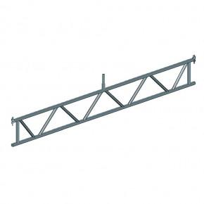 Stahl-Überbrückungsträger futuro H40, Rohr-Auflage 40 H x 414 L