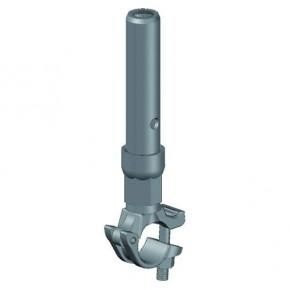 Rohrverbinder mit Halbkupplung 30 L SW 19